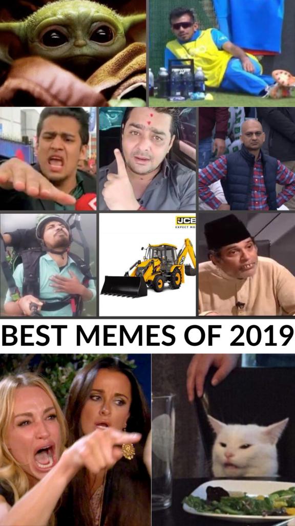 Meme Trends of 2019