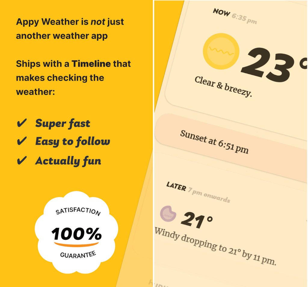Google Play Hidden Gems of 2019 Appy Weather Best Android Apps 2019