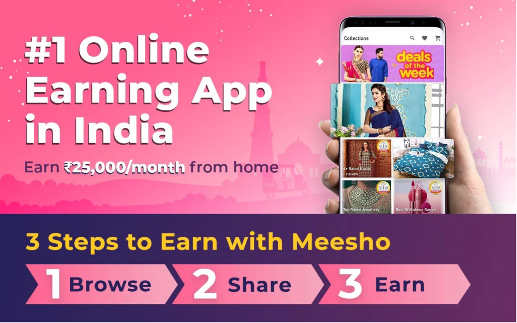 Best Android Apps 2019 Google Play Best Personal Growth App of 2019 - Meesho