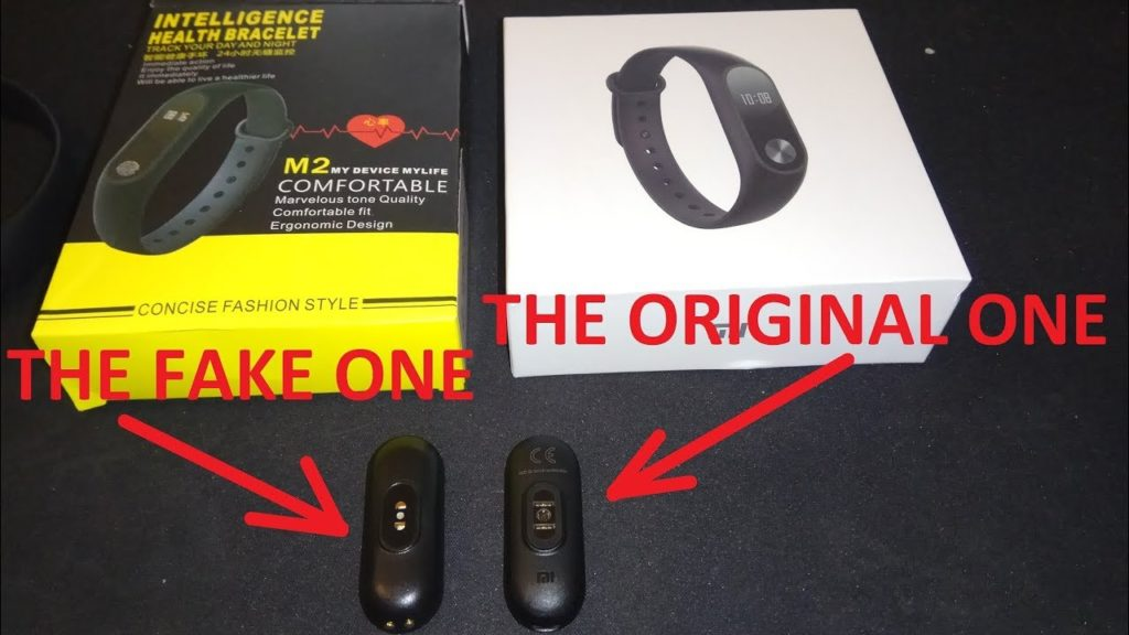 Differentiate between a Fake Xiaomi Product and original product from the packaging