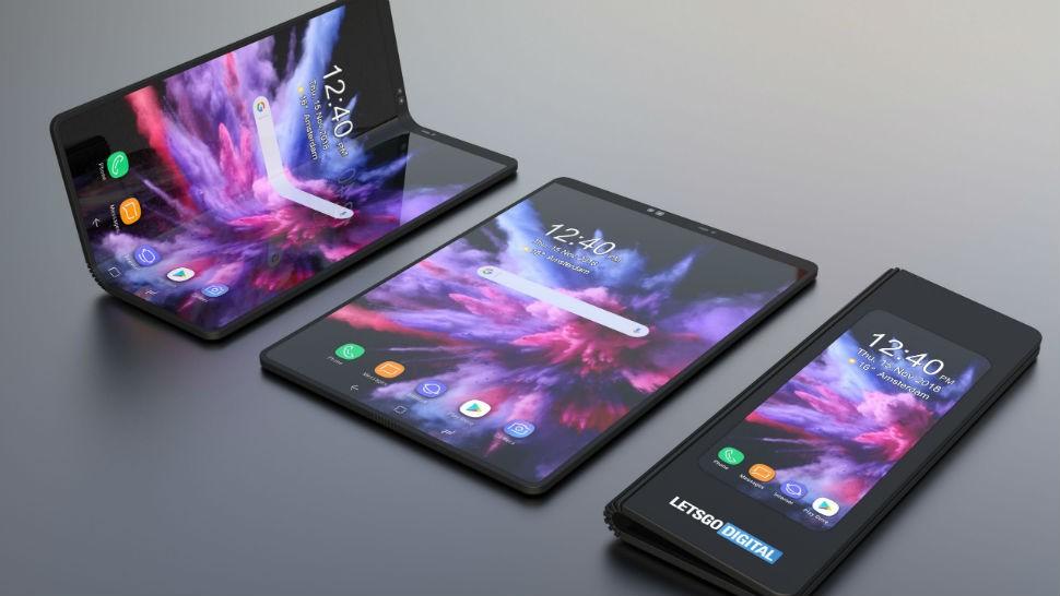 Folding Phones of 2019 - Galaxy Fold