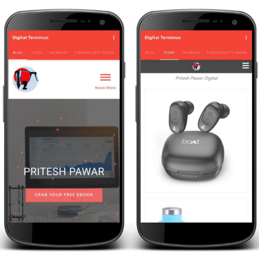Digital Terminus App