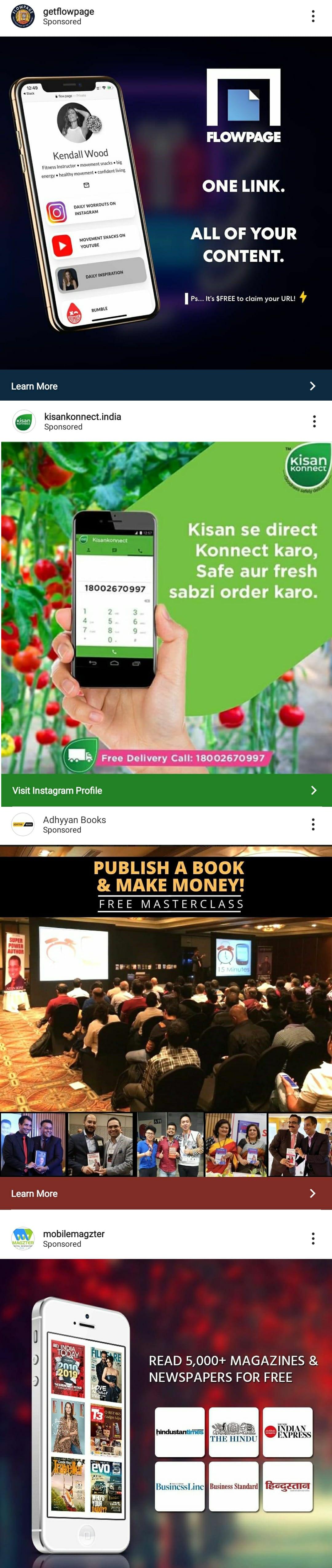 Instagram Ads Infographic