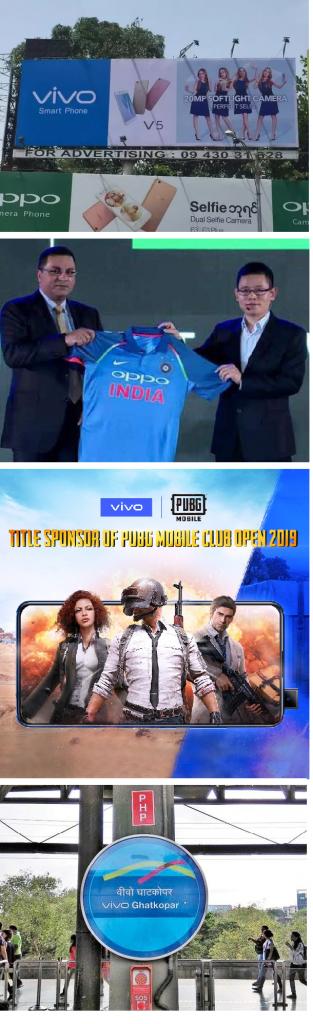 Oppo Vivo Push Marketing Strategy
