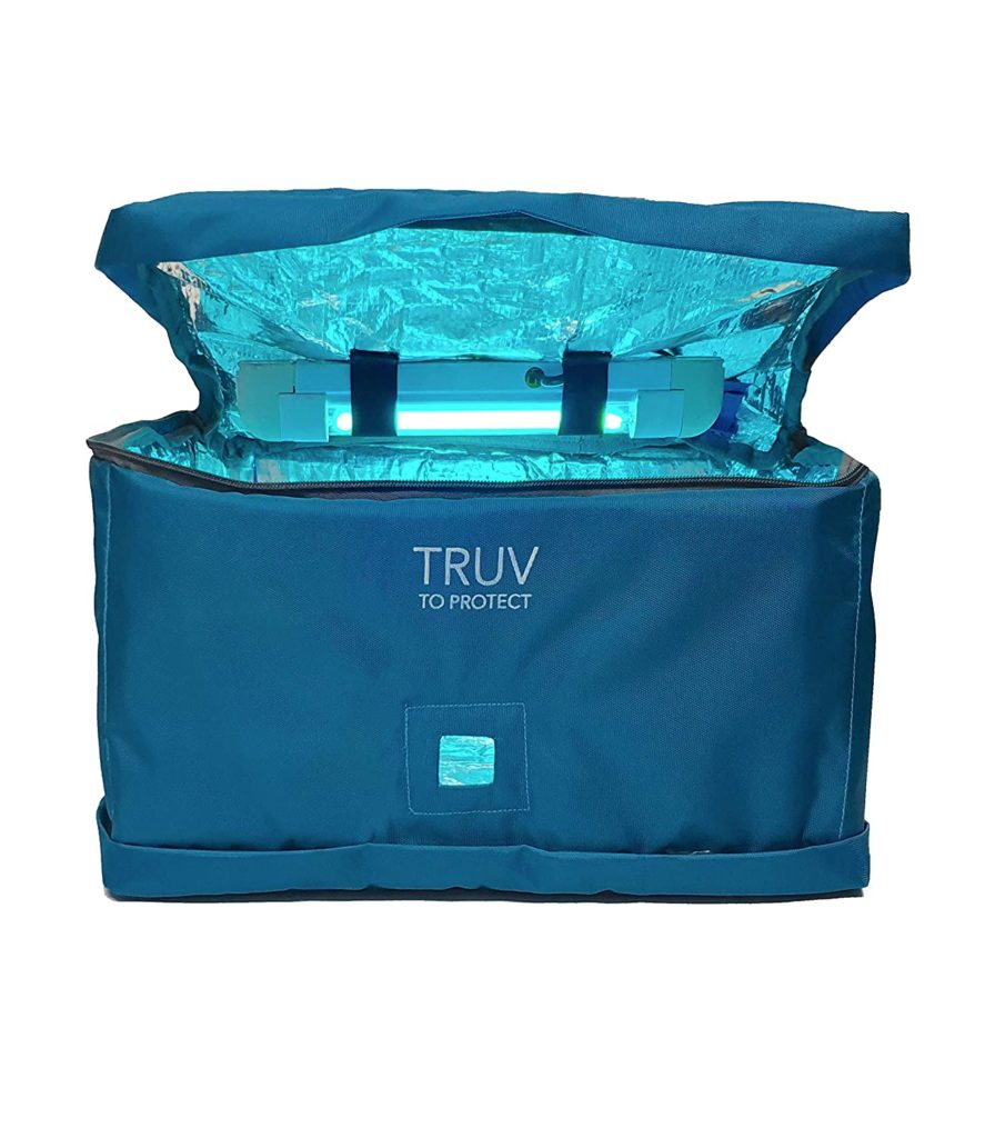 Disinfect Your Phone TRU-V UVCare X