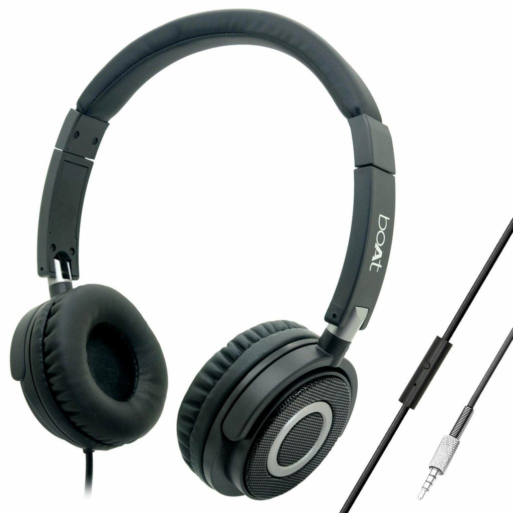 Boat Bassheads 900 Wired Headphones