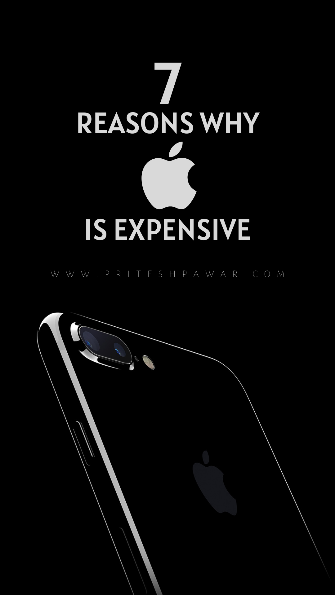 Apple is Expensive