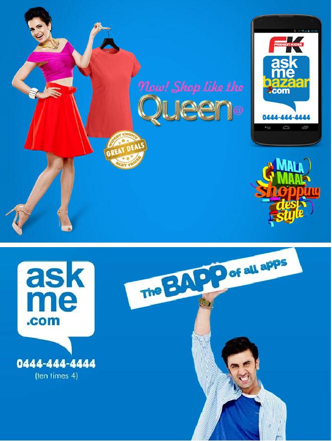 AskMe Bazaar Case Study