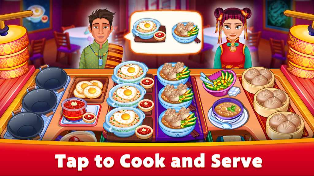Best Casual Games of 2020 - Asian Cooking Star