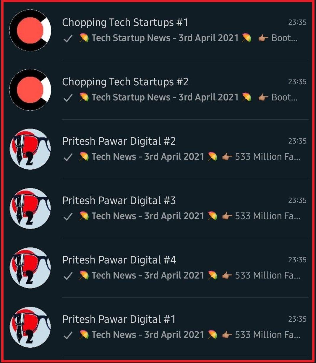 Whatsapp Marketing by Pritesh Pawar