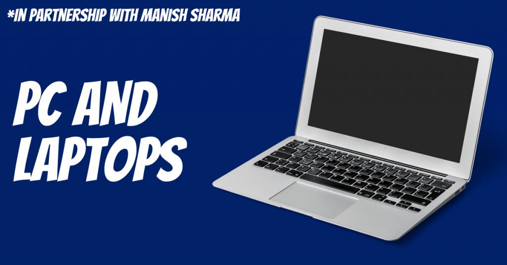 PC & Laptops